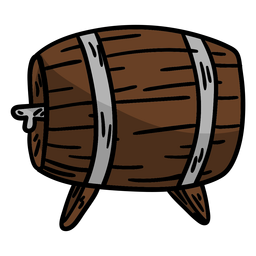 Barril cerveza alemania