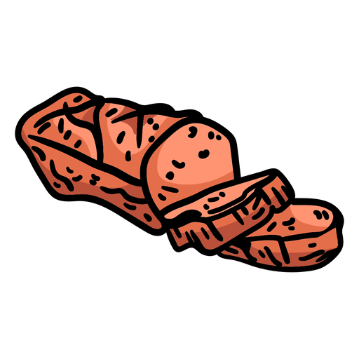 Bread germany element Transparent PNG