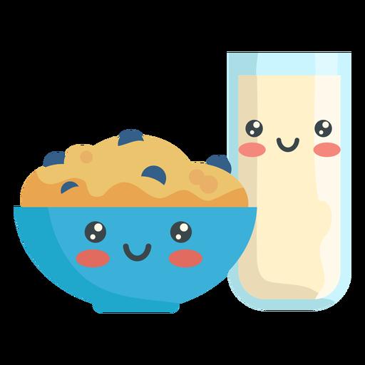 Desayuno con leche