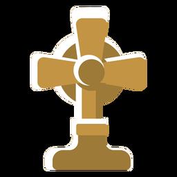 Keltisches Kreuz Irland