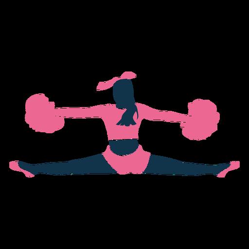Cheerleader cool split