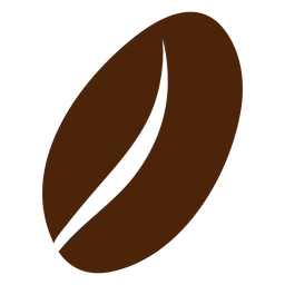 Coffee bean brown