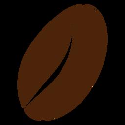 Grão de café marrom