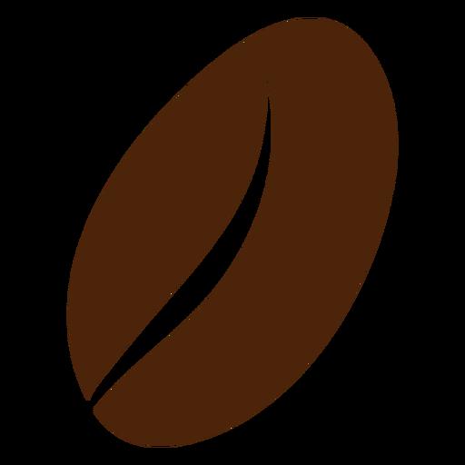 Café en grano marrón