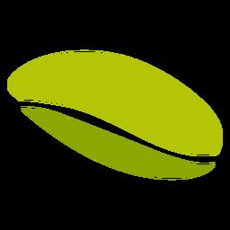 Icono de grano de café
