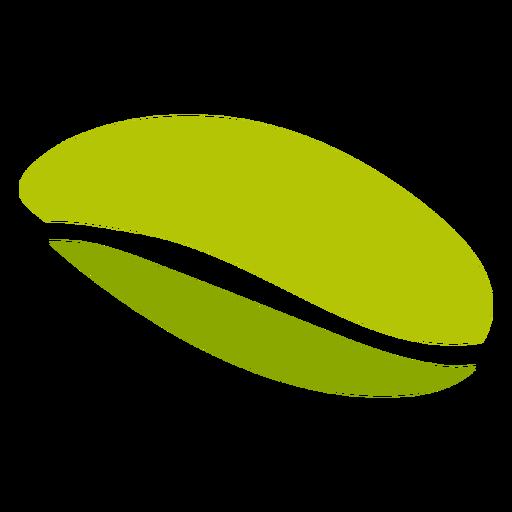 Icono de grano de café Transparent PNG