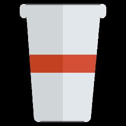 Copo de café ícone café bebida
