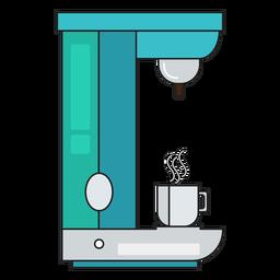 Cafetera icono cafe