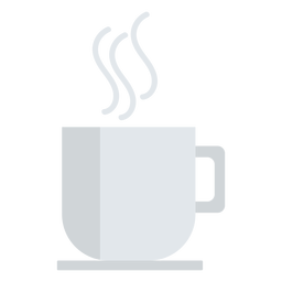 Coffee monotone icon