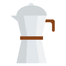 Icono de jarra de café
