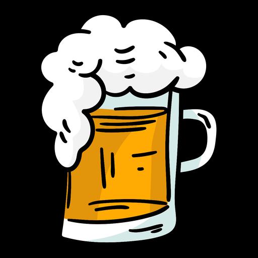 Cerveza de color alemania Transparent PNG