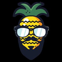 Piña Cool hipster