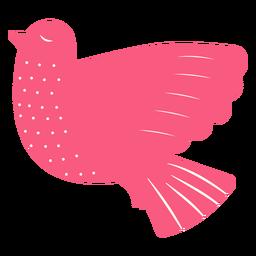 Dia da paz da pomba