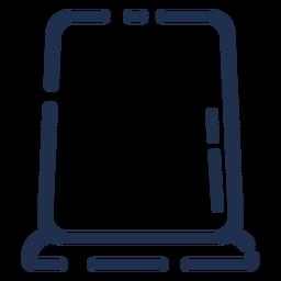 Icono de contenedor de bebida