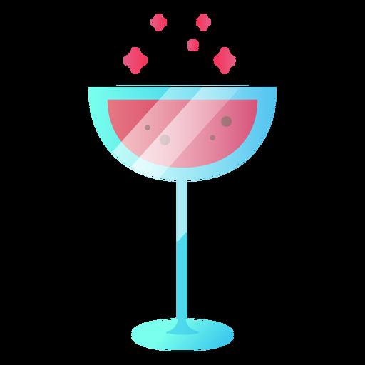 Beber ilustración de copa de vino Transparent PNG
