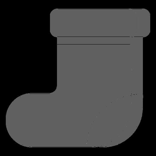Botas de silueta planas Transparent PNG