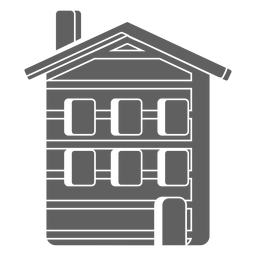 Simple House Icon Transparent Png Svg Vector File