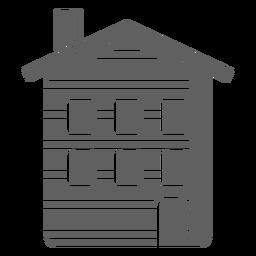 Ícone da casa da Finlândia