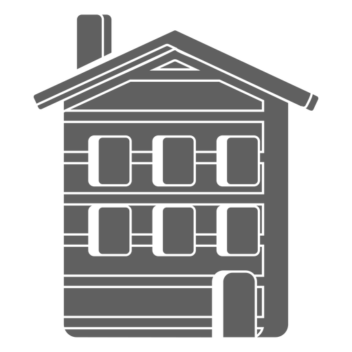 Finland house icon Transparent PNG