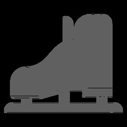 Sapatos de patinação no gelo na Finlândia