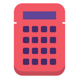 Calculadora plana de los 90