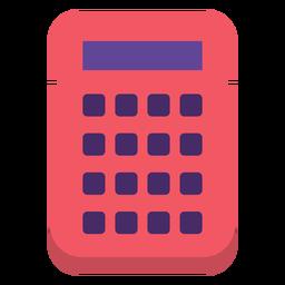 Flat 90s calculator