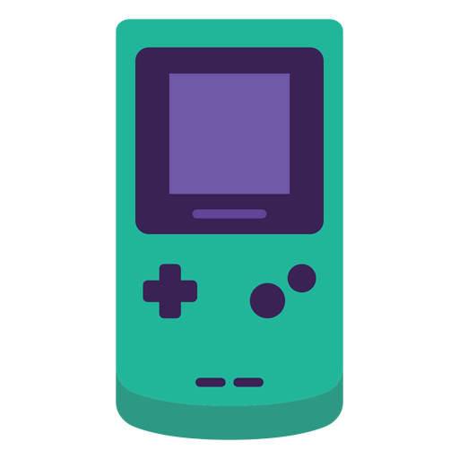 Gameboy plano 90s Transparent PNG