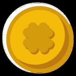 Vierblättriges Kleeblatt Irland