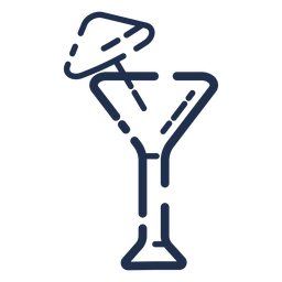 Icon Glas Cocktail