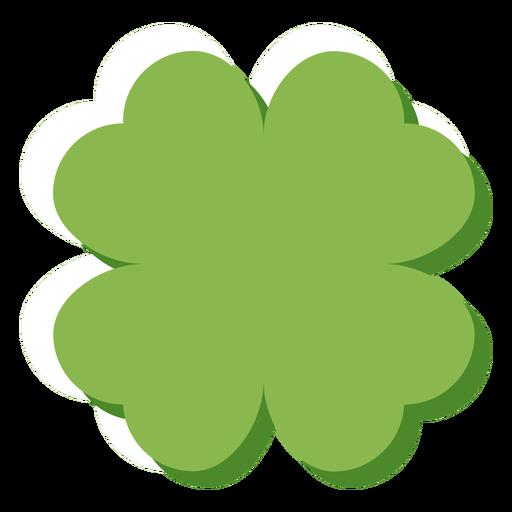 Irlanda trébol de cuatro hojas