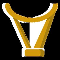 Elemento de arpa irlandesa
