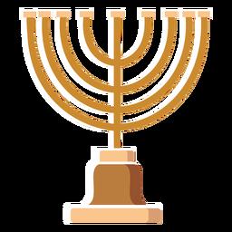 Candelabro vintage de Israel