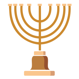 Castiçal vintage de Israel