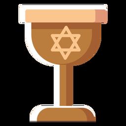 Copo de vinho de israel