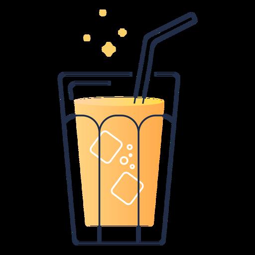 Suco em vidro Transparent PNG