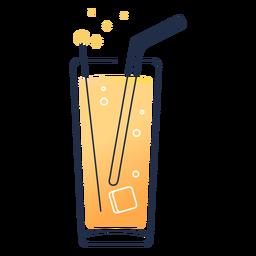Juice stroke yummy