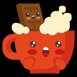 Kawaii hot choco