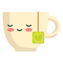 Kawaii sleeping tea