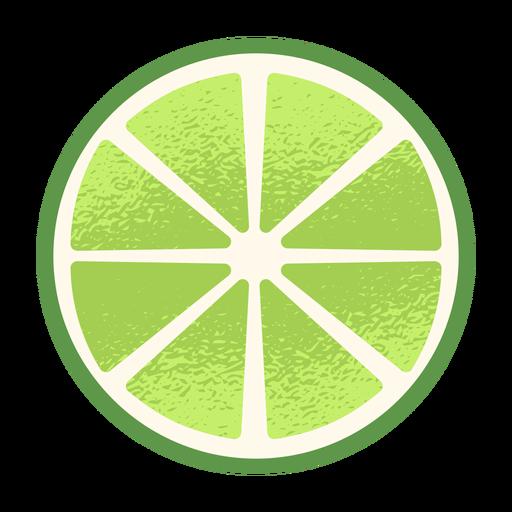 Lemon sliced top