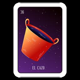 Loteria pot card