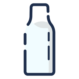 Milk bottle simple
