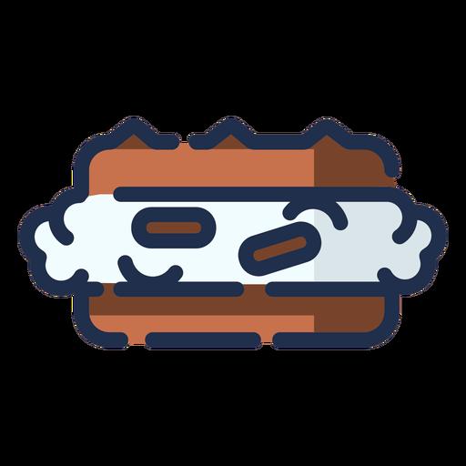 Mokka-Dessert-Symbol Transparent PNG