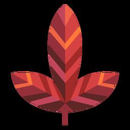 Papercut de hojas multicapa