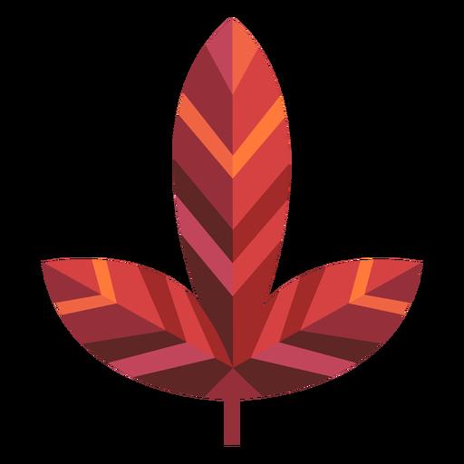 Papercut de folhas em camadas múltiplas Transparent PNG