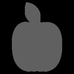 Nizza Apfel-Symbol