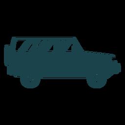 Nice sideview jeep