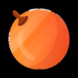 Uma laranja inteira