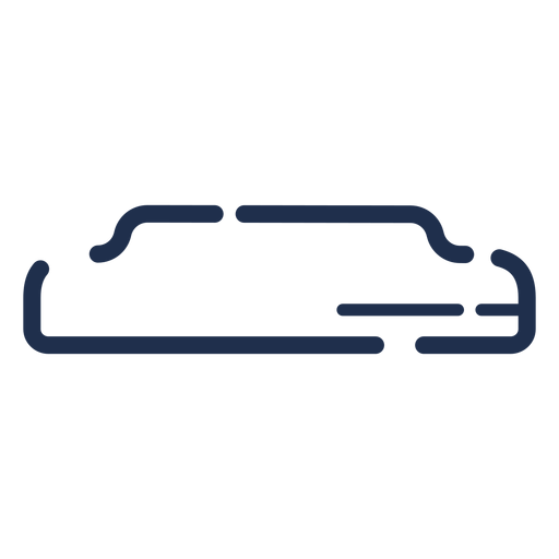 Einfaches Essen-Symbol Transparent PNG