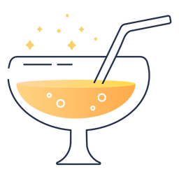 Small glass juice