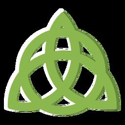 Dreifachknoten Irland